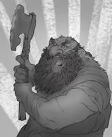 Cave dwarf by JordyLakiere