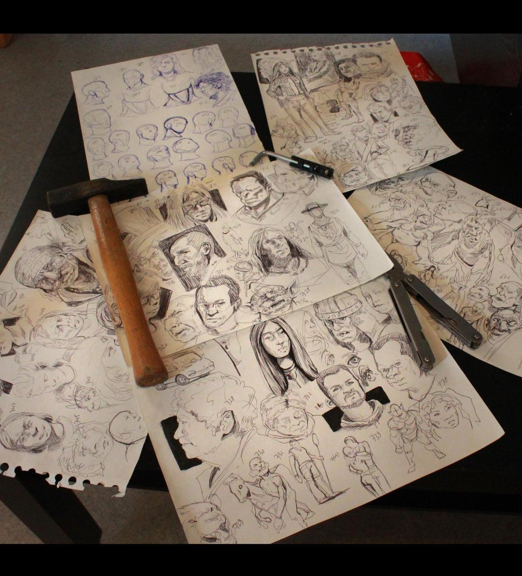 Studies 759 1000 by JordyLakiere