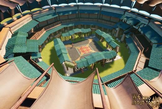 Arena Level Update 6