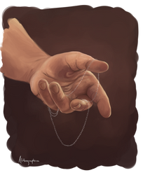 Hand Study by Alithographica