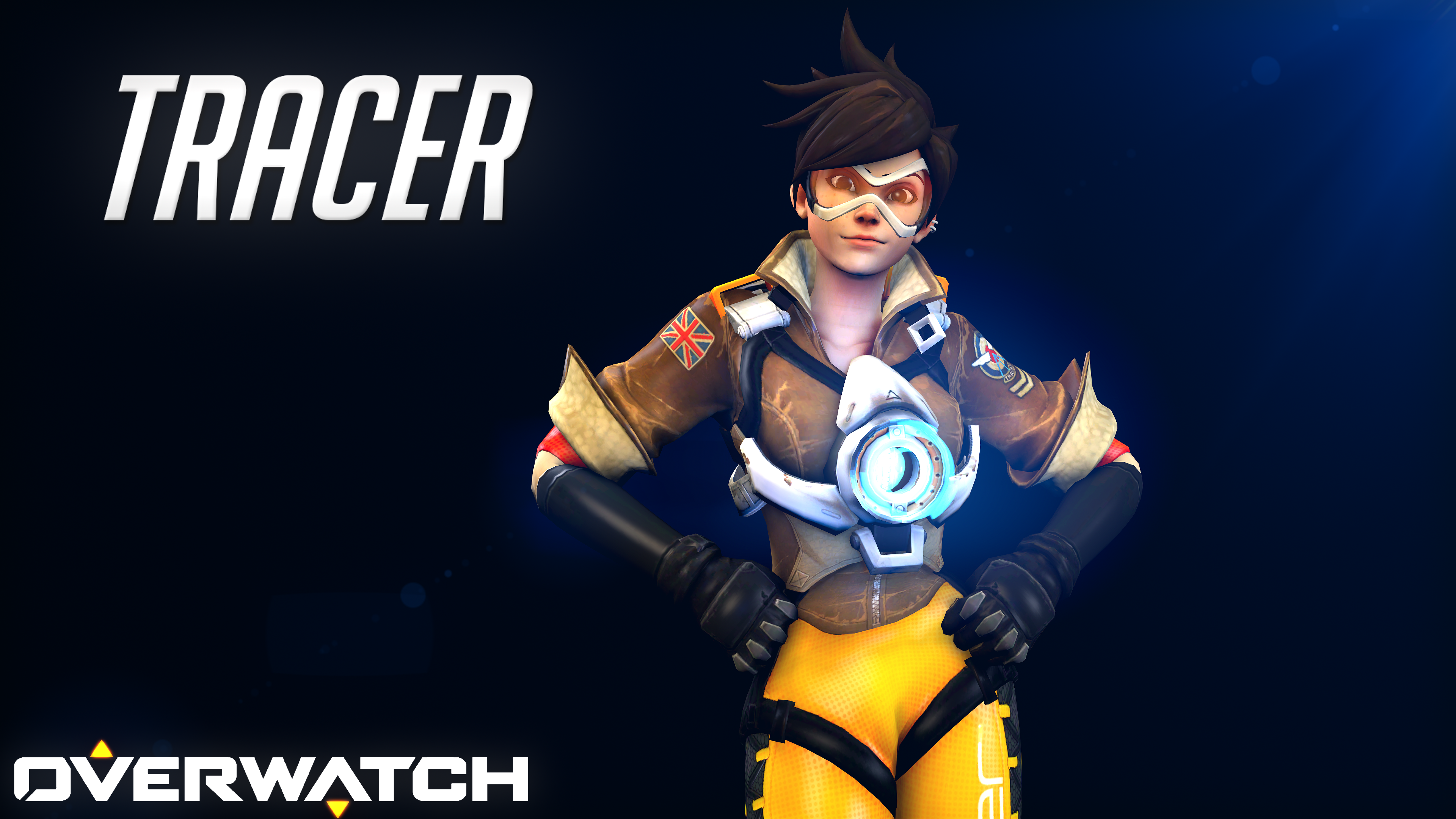 SFM] Overwatch - Tracer Test - YouTube