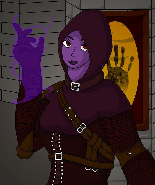 Dark Brotherhood v1 by DemoraFairy