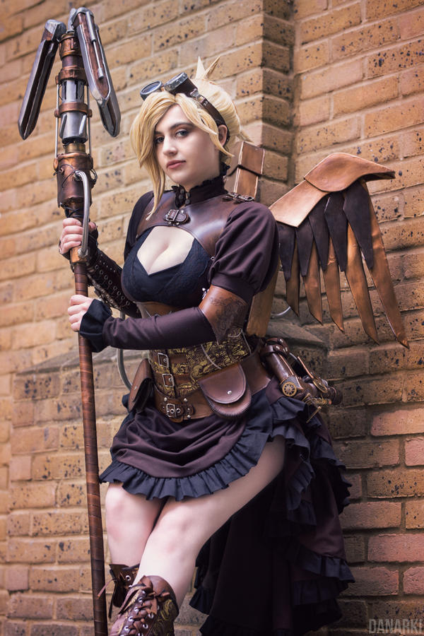 Steampunk Mercy