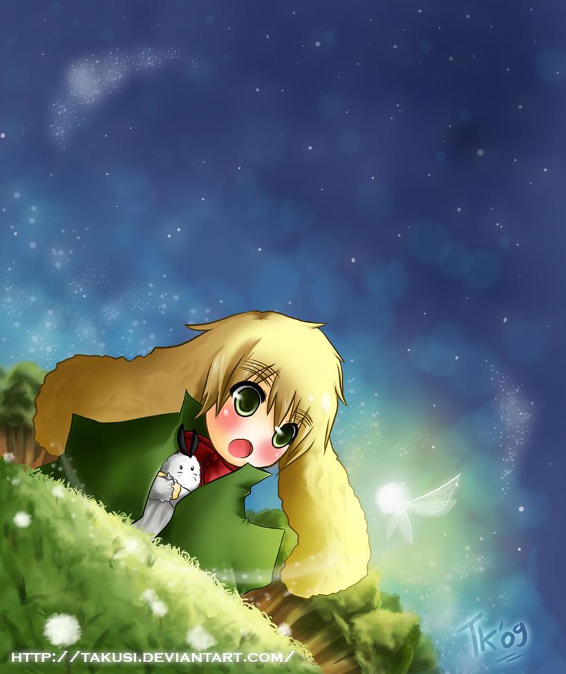APH- Land of magic by Takusi