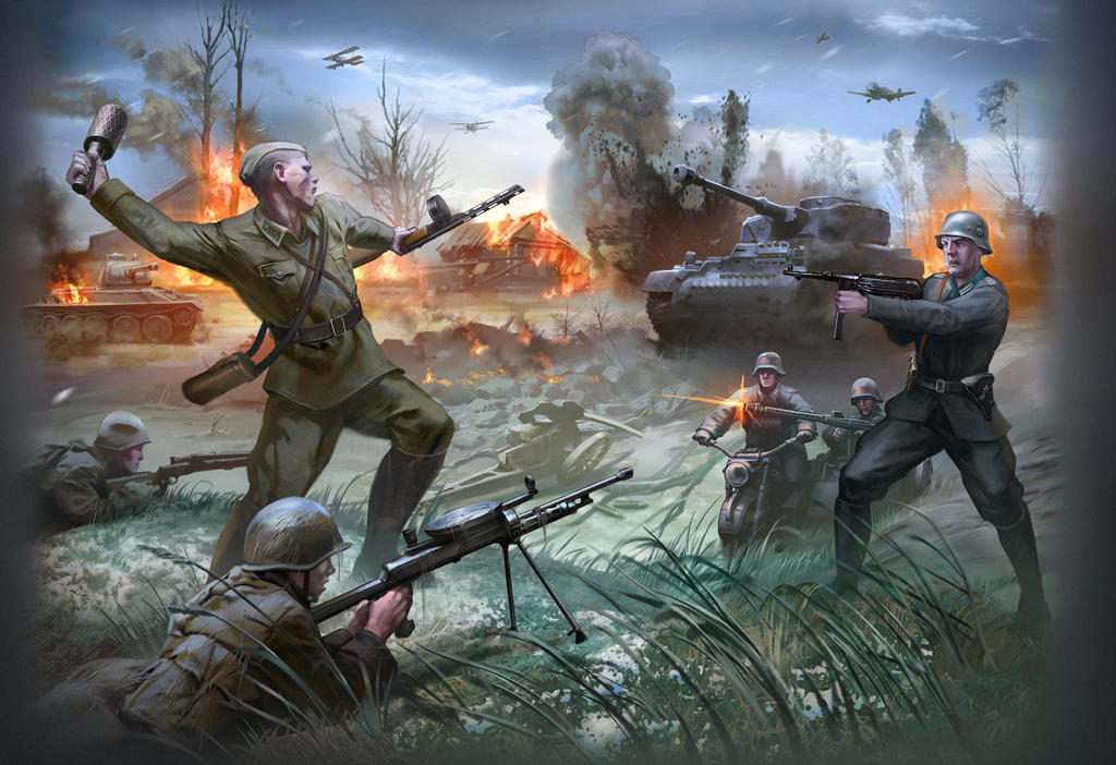 Battle of stalingrad by anandafauza on deviantart battle of stalingrad by anandafauza altavistaventures Gallery