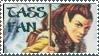Dragonlance Tasslehoff Stamp by NikkouChan