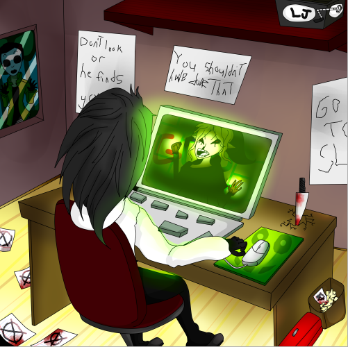 creepy research by sorrowscall