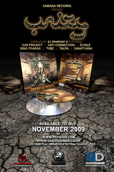 UNITY - CD Cover - Promotion