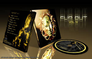 CD Cover - Flip Out Vol.4