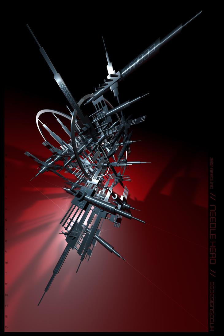 Needle Head - 360 deg Rebound by Psy-Pro