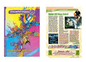 SGDesigns in Mushroom Mag