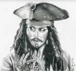 Jack Sparrow - Portrait
