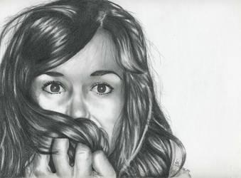 A girl by fabri360
