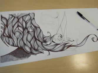Work in progress - New drawing