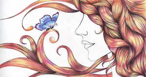 My Butterfly - detail - by fabri360