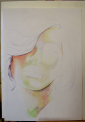 Milla jovovich - work in progress