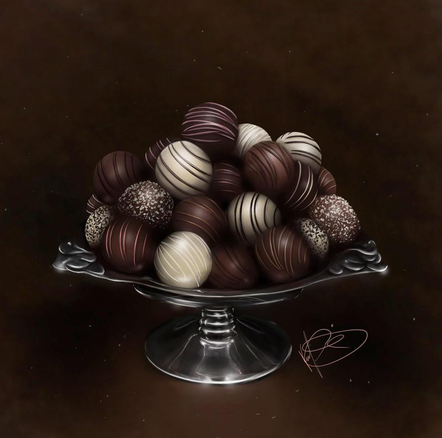 Bonbons by Rubydeathgurl