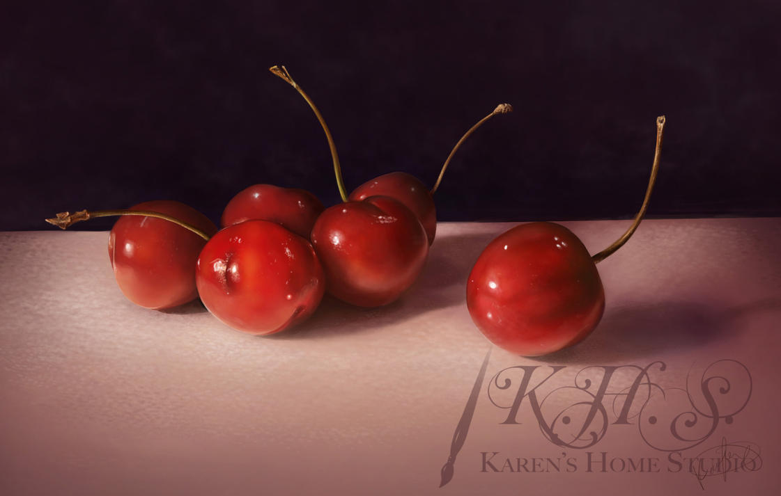 Cherries! by Rubydeathgurl