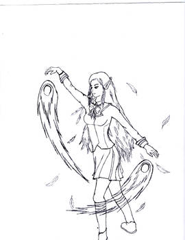 Sketch of Friend's Character