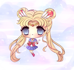 Tiny Sailor Moon (NOT ANIMATED)