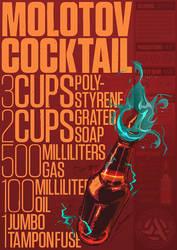 Molotov Cocktail Recipe