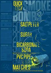 Smoke Bomb Recipe