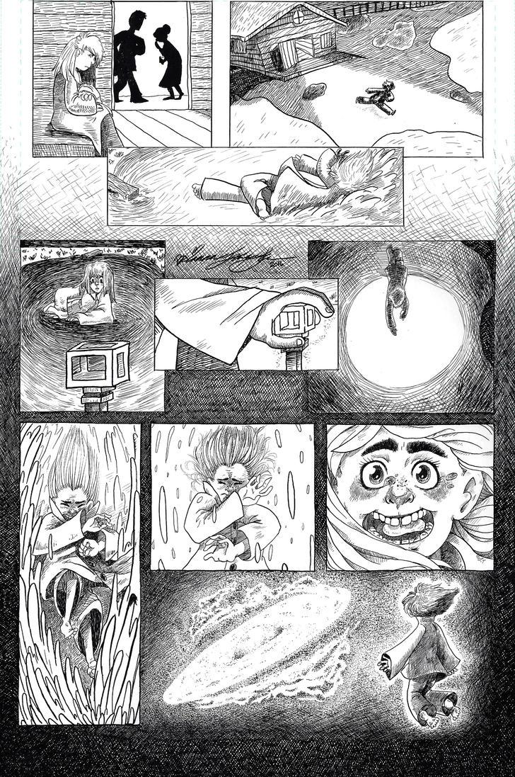 Escape by BranMuffinBri