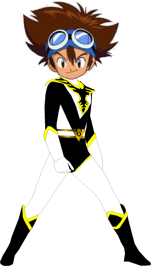 Tai as Jetman Black for jankacperek111 by rangeranime