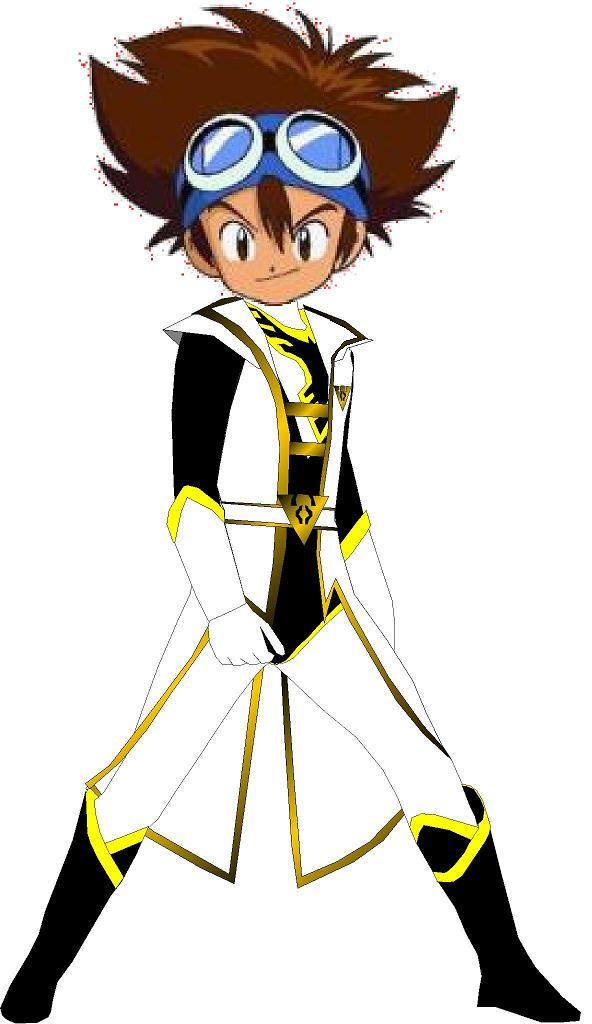 Tai as Black SuperBird Ranger for jankacperek111 by rangeranime