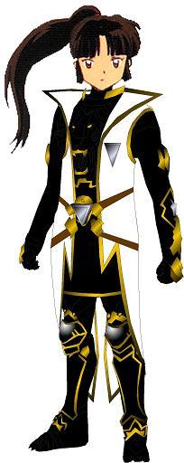 Lion Warrior Samurai for Jankacperek111 by rangeranime