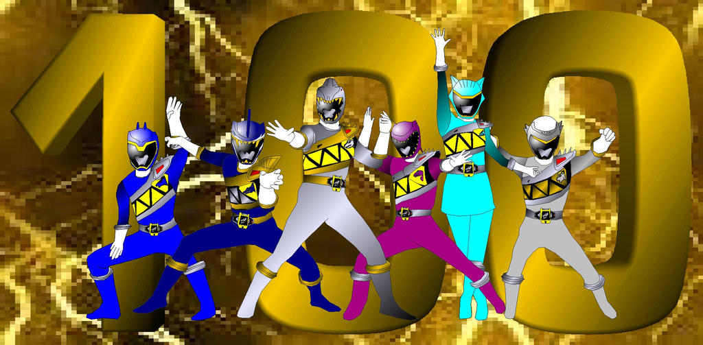Zyuden Sentai Kyoryuger 100 Years Later by rangeranimeZyuden Sentai Kyoryuger Gold