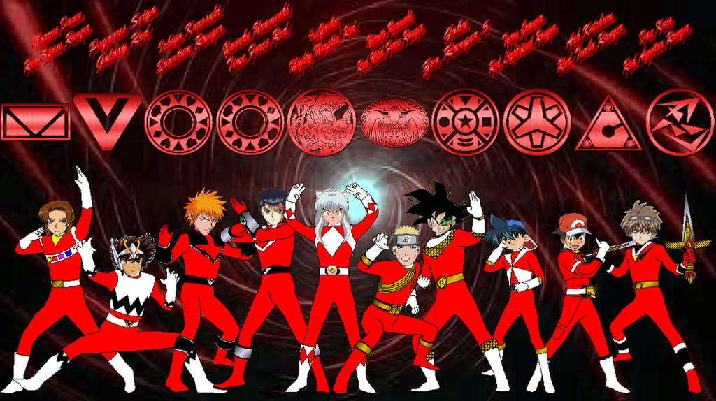 anime forever red for - photo #1