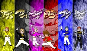 Digimon 02 Megaforce for MissLadyQueenRanger