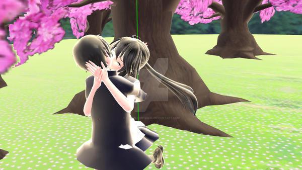 love me senpai by davidlowe123456