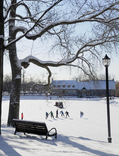 winter by RichardRobert