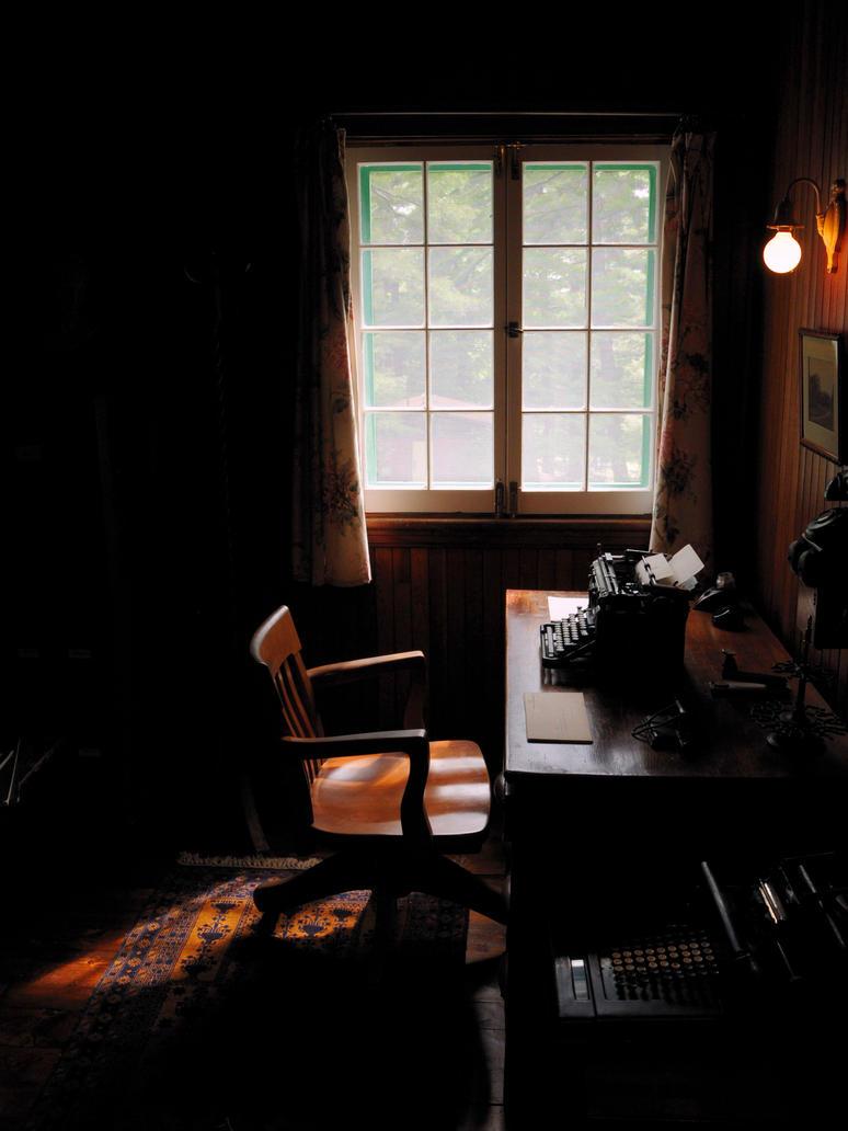 Shadow and light... by RichardRobert