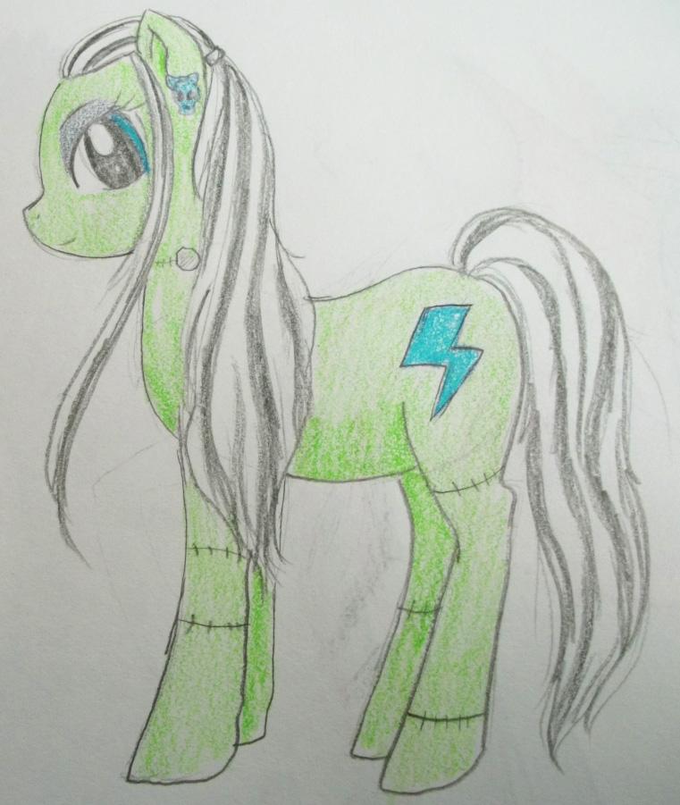 Frankie Pony by dead-kittens3