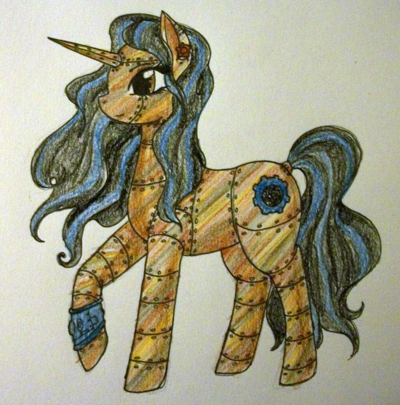 Robecca Pony by dead-kittens3