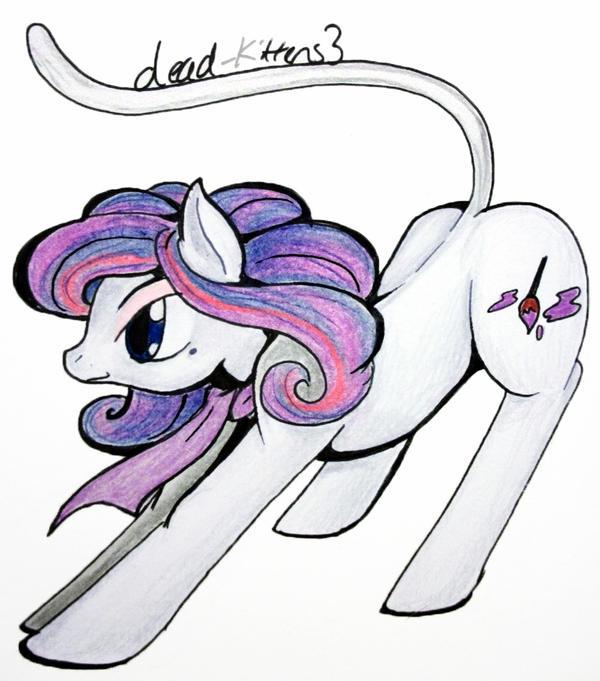 Catrine Pony by dead-kittens3