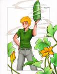 Garden Series: Zucchini