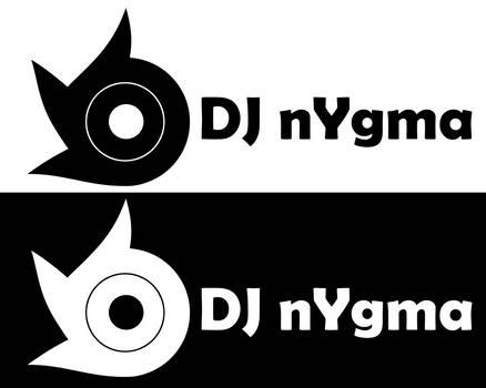 DJ nYgma's Logo Presentation
