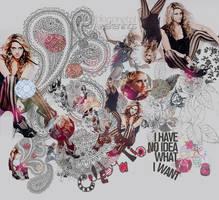 Kesha layout by pistacjowa