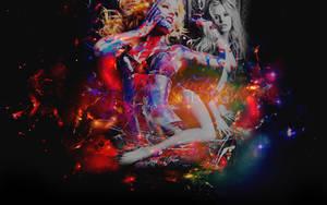 Goergia Jagger layout by pistacjowa