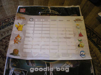Pokemon Live - Day Planner by KoudelkaW