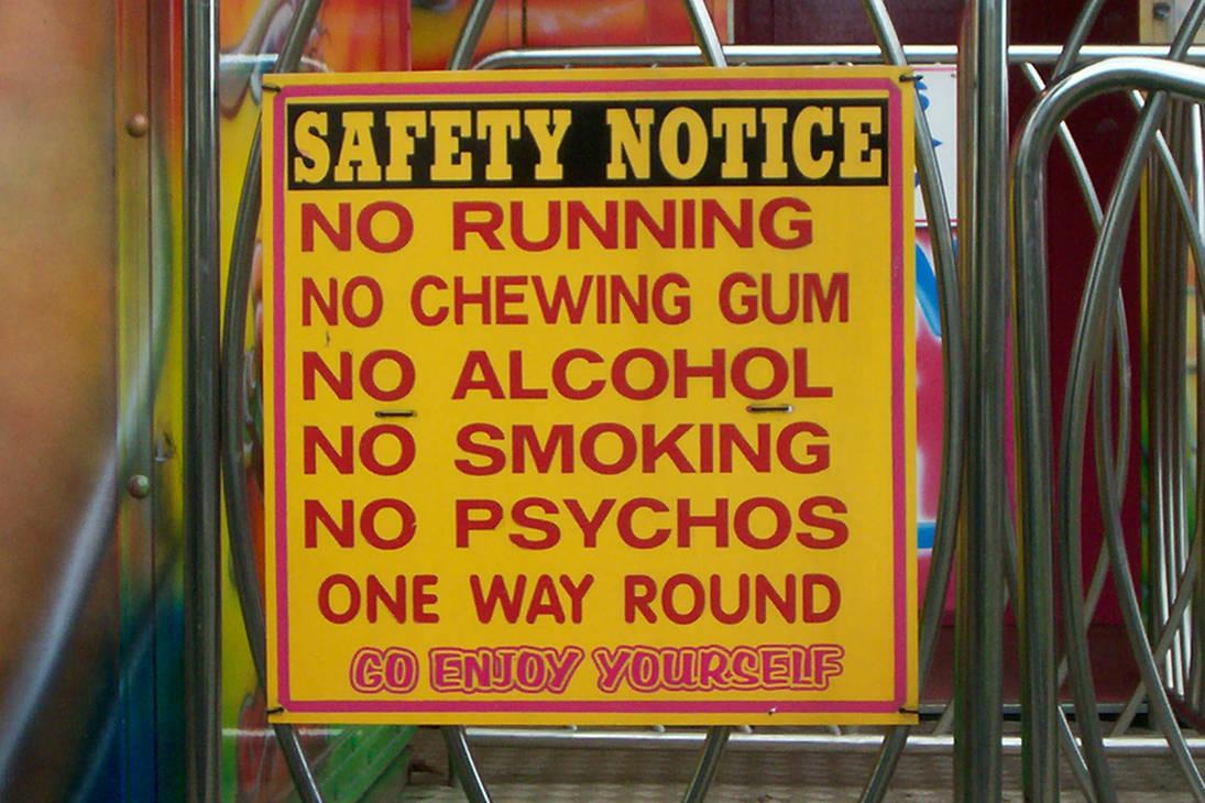 No Psychos