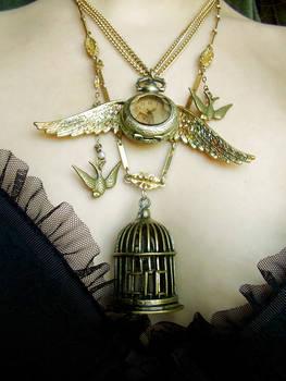 Passage of Captive Time I