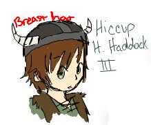 Hiccup Horrendous Haddock III by sailor663