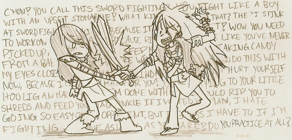 Sword fighting camicazi by sailor663 on deviantart sword fighting camicazi by sailor663 ccuart Images