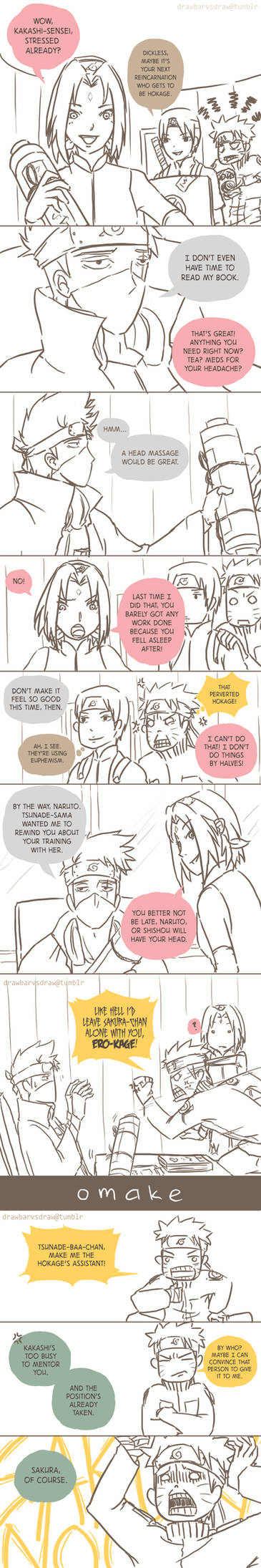 kakasaku - massage (SPOILER ALERT!)