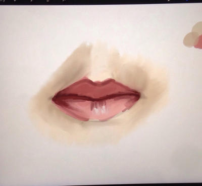 Lips by amanda007mckenna
